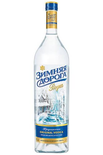 Zimnjaja Doroga (Tag) Vodka