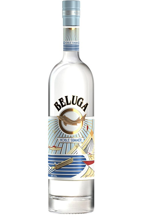 Beluga Noble Vodka - Summer Edition