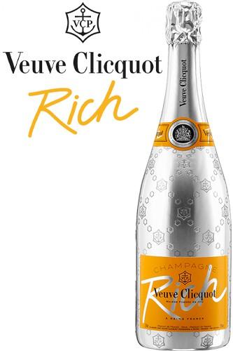 Veuve Cliquot Rich Champagner