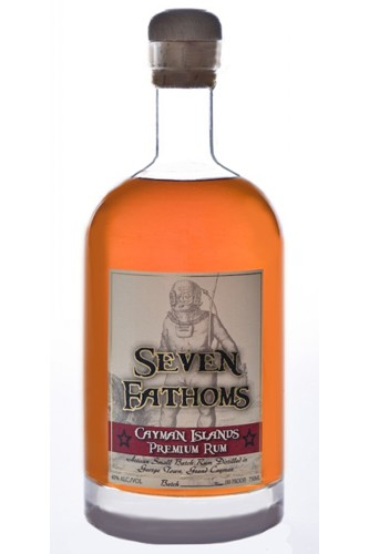 Seven Fathomas Premium Rum