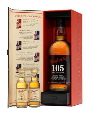 Glenfarclas 105 Geschenkbox