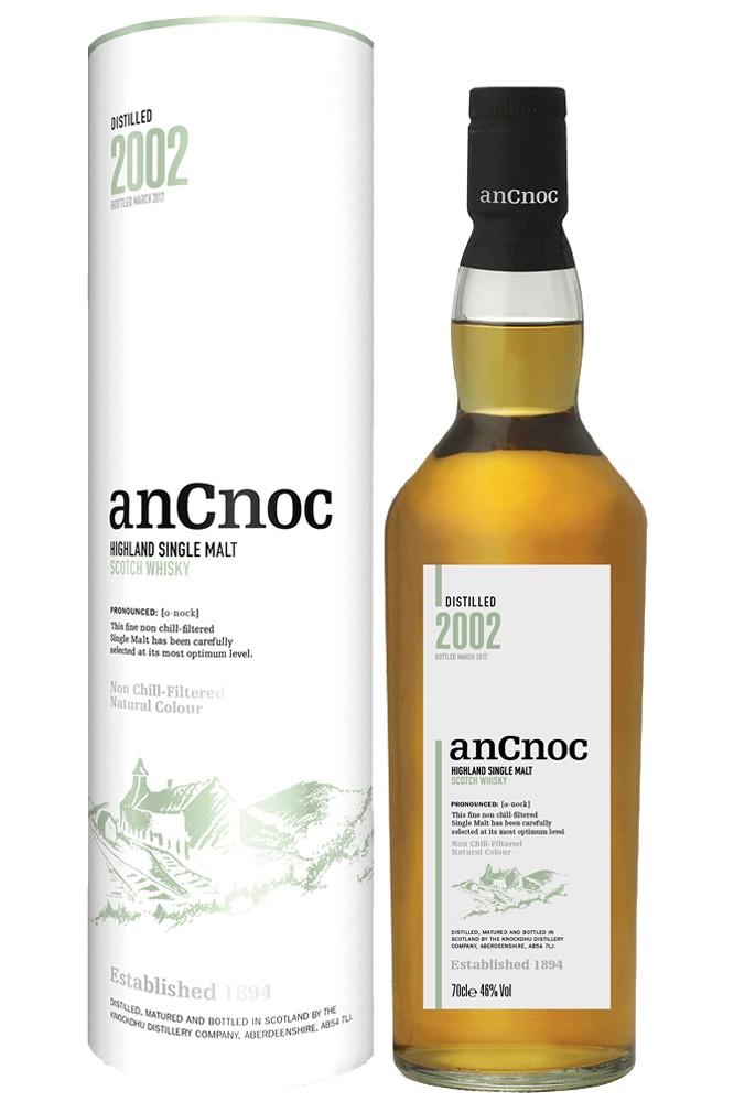 anCnoc Vintage 2002