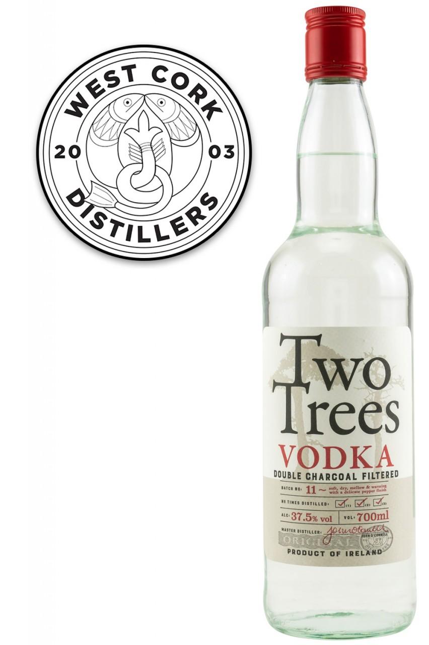 Two Trees Vodka aus Irland