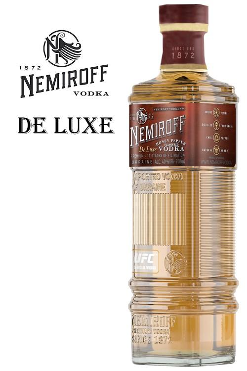 Nemiroff de Luxe Honey & Pepper Vodka