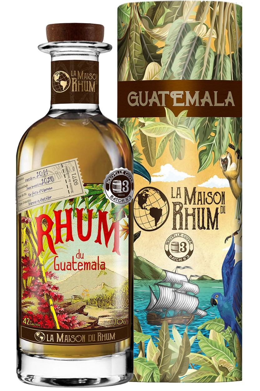 La Maison du Rhum - Guatemala