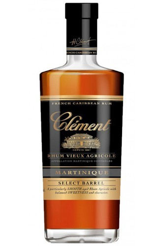 Clement Select Barrel Rhum