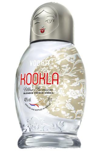 Kookla Premium Blended Vodka