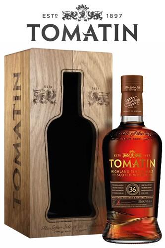 Tomatin 36 Jahre Whisky