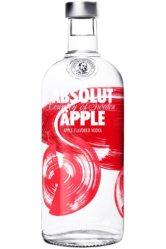 Absolut Äpple Vodka - 1 Liter