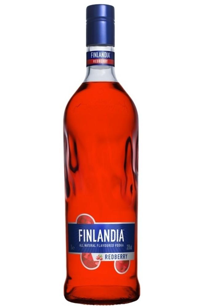 Finlandia Redberry Vodka - 1 Liter