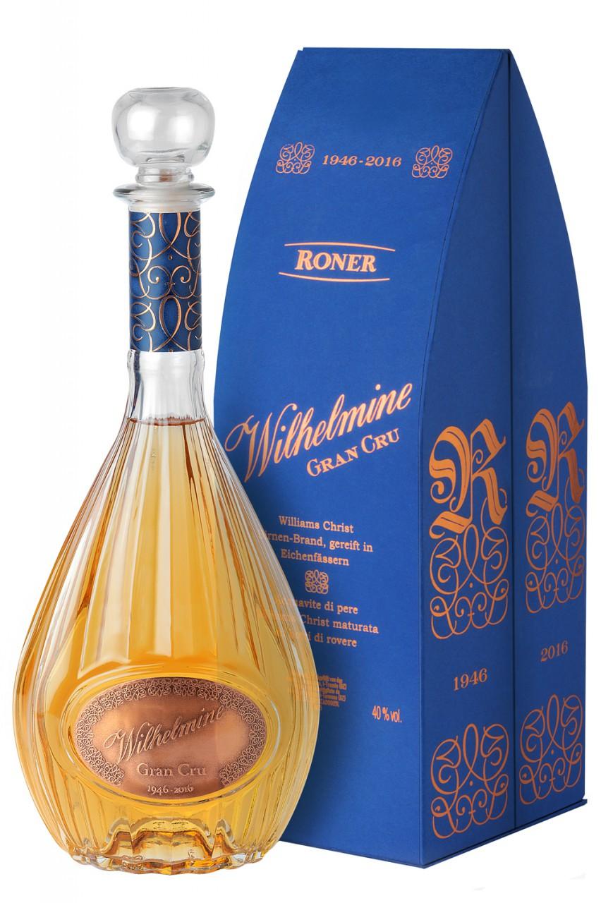 Roner Wilhelmine Grand Cru Limited Edition