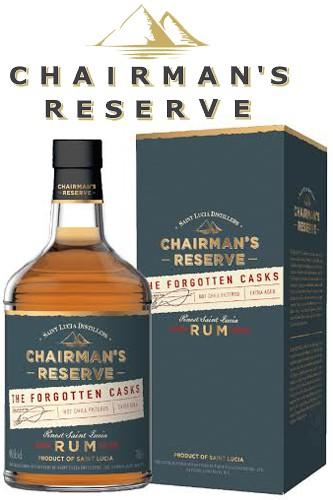 Chairman's Fogotten Casks Rum