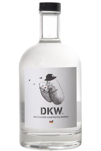 DKW Vodka - Deutscher Kartoffel Vodka