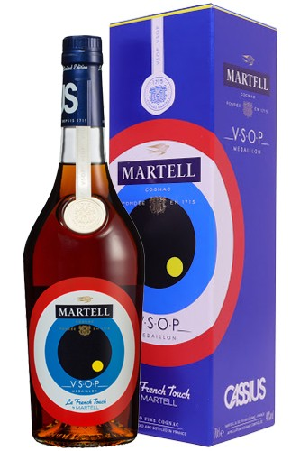Martell VSOP La French Touch by Cassius