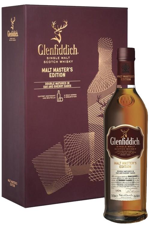 Glenfiddich Malt Master Edition - Geschenkbox