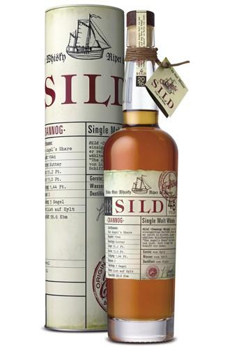 Sild Crannog Single Malt Whisky