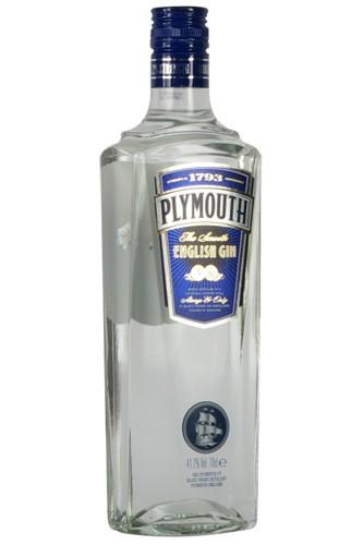 Plymouth Original Strength Dry Gin 41,2%