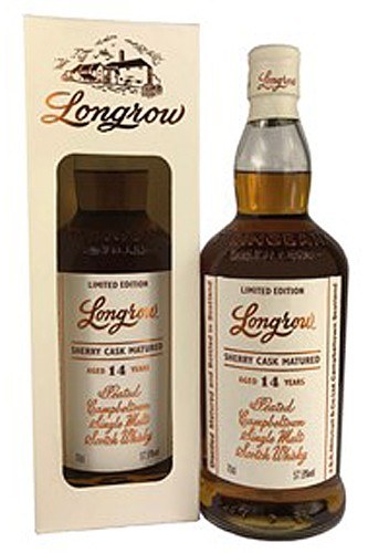 Longrow 14 Jahre Sherry Wood