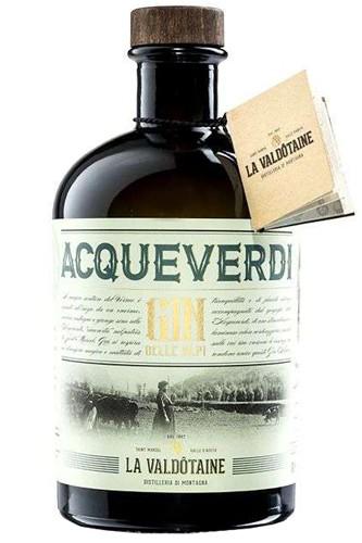 Acquerverdi Gin La Valdotaine
