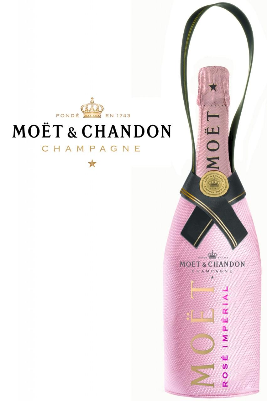 Moët & Chandon Rosé Imperial Champagner - Diamond Suite