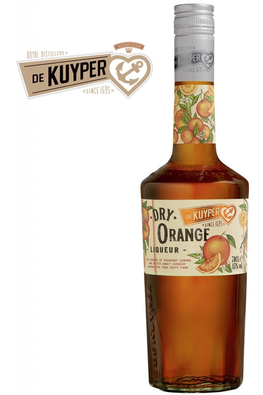 De Kuyper Dry Orange Likör
