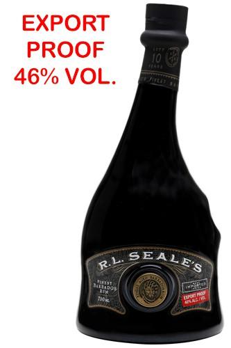 R.L. Seales Rum Overproof 46% Vol.