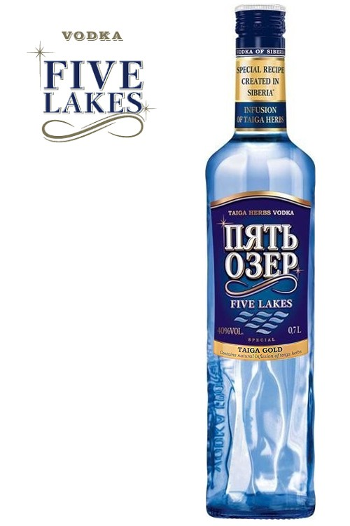 Five Lakes Specia Vodka