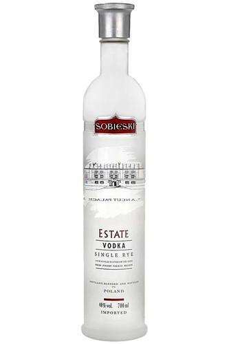 Sobieski Estate Vodka