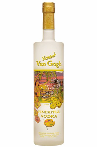Van Gogh Pineapple Ananas Vodka