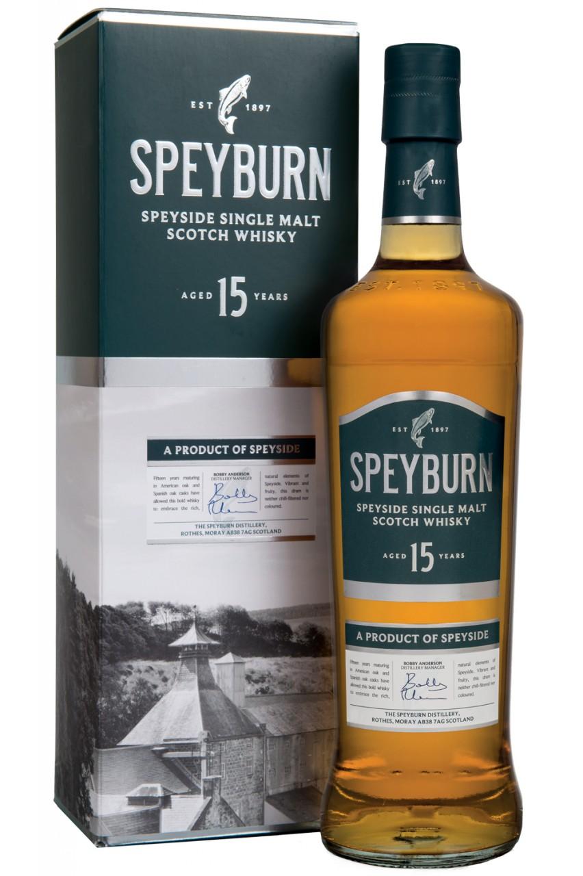 Speyburn 15 Jahre Single Malt Whisky