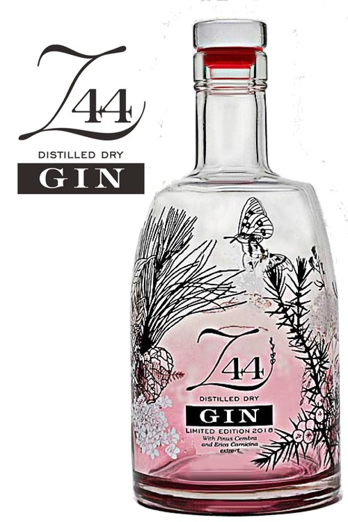 Roner Z44 Gin - Limited Edition