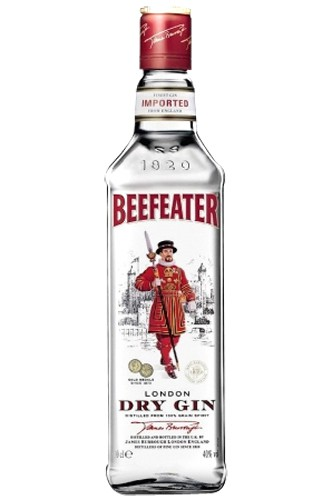 Beefeater London Dry Gin 1 Liter