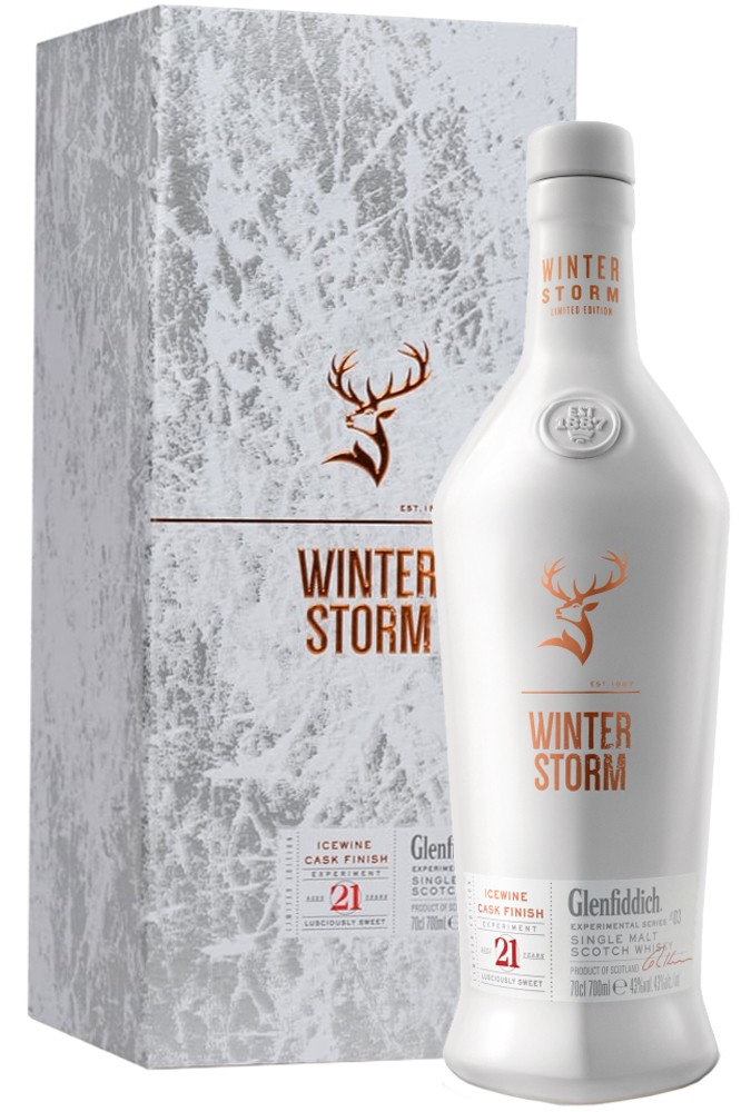 Glenfiddich Winter Storm- Limited Edition