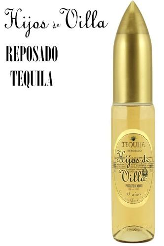 Hijos de Villa Bullet Reposado Tequila