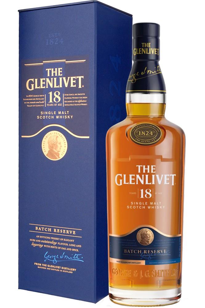 Glenlivet 18 Jahre - NEW DESIGN