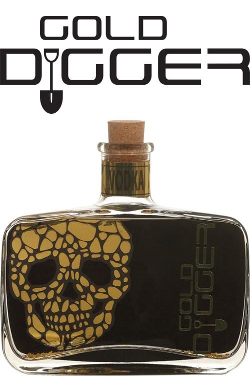 Gold Digger Vodka