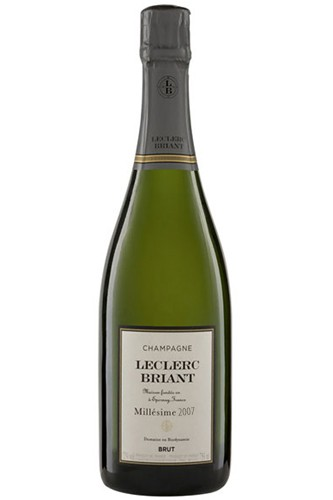 Champagner Leclerc-Briant Millesime 2007