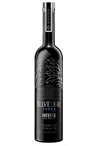 Belvedere Intense 50% - 1 Liter Vodka