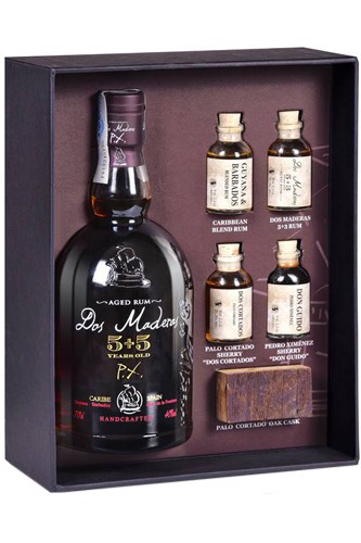 Dos Maderas Rum Tasting Box