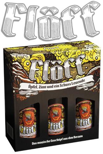Flöff Biermischgetränk Set