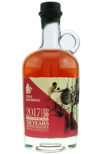 Tres Hombres Edition 020 Porto Bayan Rum