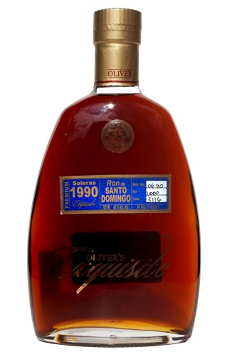 Exquisito 1990 Rum