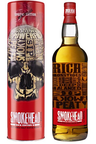 Smokehead Rock Edition II Whisky