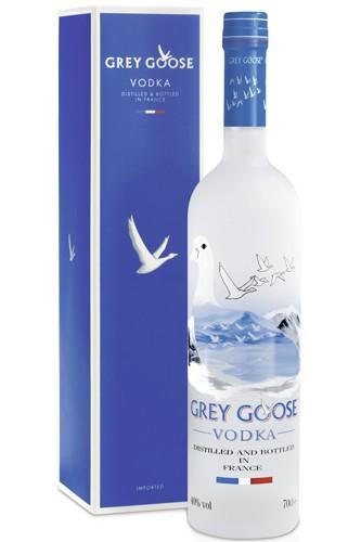 Grey Goose Vodka in der Geschenkbox