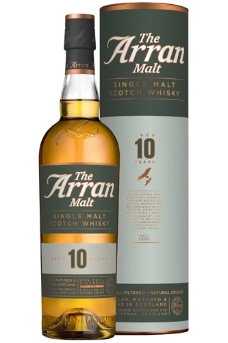 Arran 10 Jahre Scotch Single Malt Whisky
