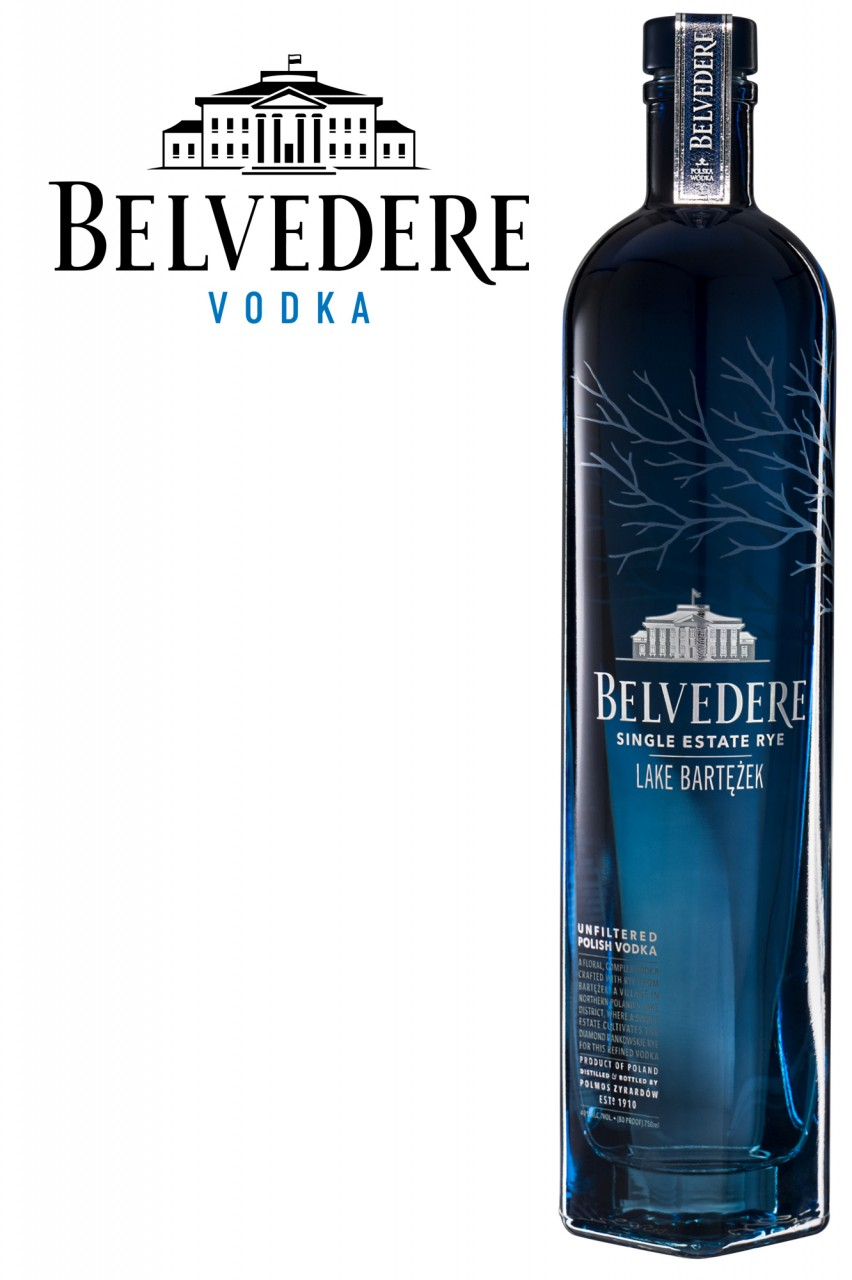 Belvedere Lake Bartężek Single Estate Vodka