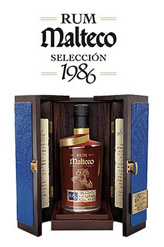 Malteco Seleccion 1986 Rum