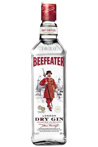 Beefeater Dry Gin 0,7 Liter