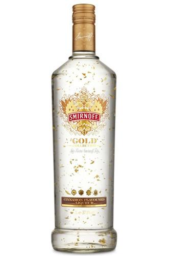 Smirnoff Gold Cinnamon Vodka