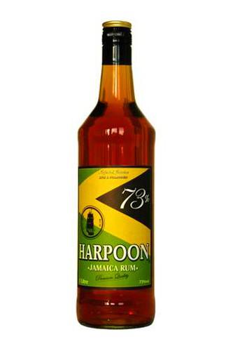 Harpoon 73 Jamaica Rum